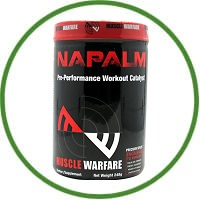 Muscle Warfare NAPALM